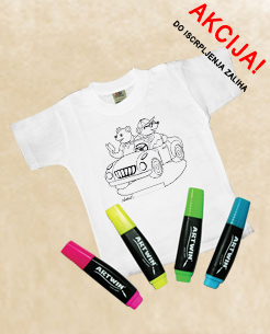 Artwin – T-Shirt Umjetnost 3