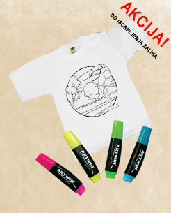 Artwin – T-Shirt Umjetnost 9