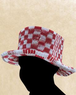 Papirnati šešir - C