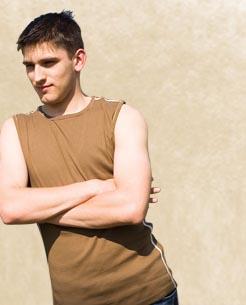T-Shirt Muški - Bez rukava 200