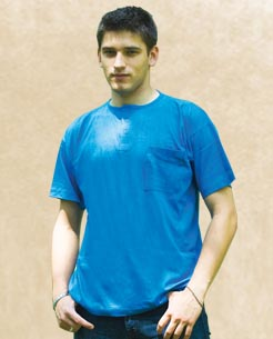 T-Shirt Muški - S džepom 130