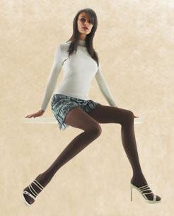 Ženske čarape - Caldocotone 70
