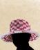 Papirnati šešir - W